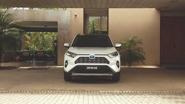 Nouveau modèle Toyota RAV4 2020