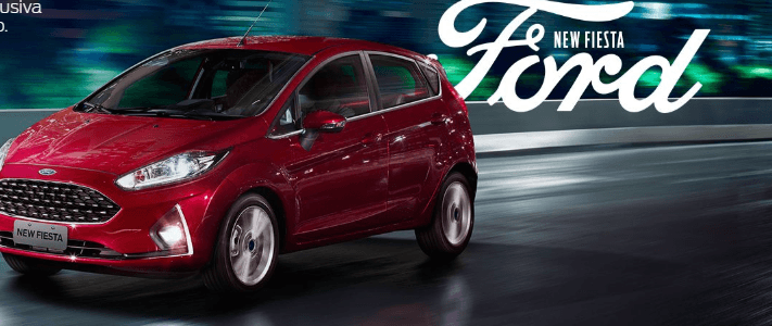 Nouvelle Ford Fiesta 2021