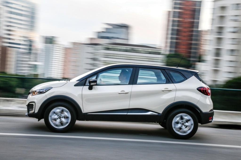 Nouveau modèle Renault Captur 2020