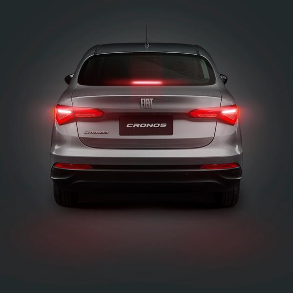 Nouveau modèle Fiat Cronos 2020