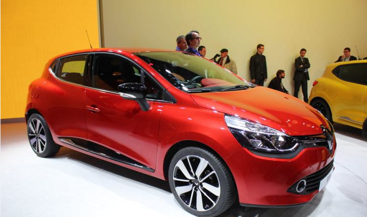 Nouvelle Renault Clio 2021