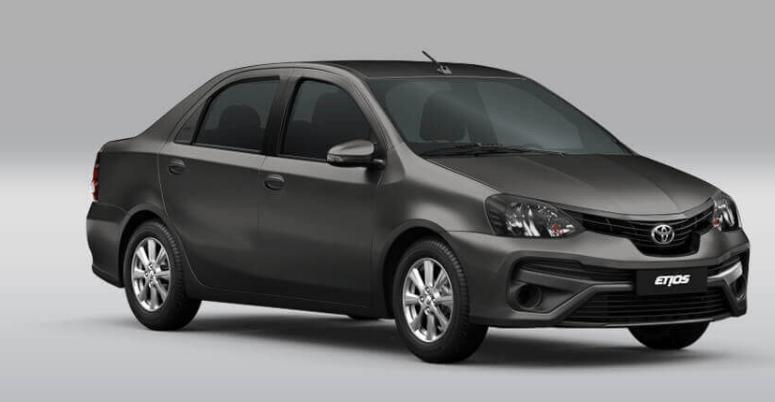 Nouveau modèle Toyota Etios 2020