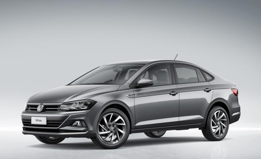Volkswagen Virtus 2021