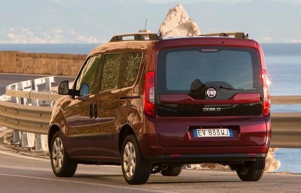 Nouvelle Fiat Doblo 2021