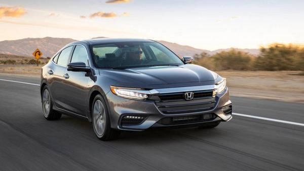 Nouveau modèle Honda Civic 2020