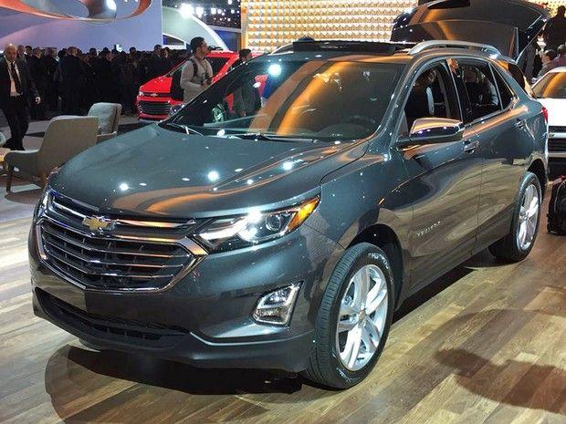 Nouvelle Chevrolet Equinox 2021