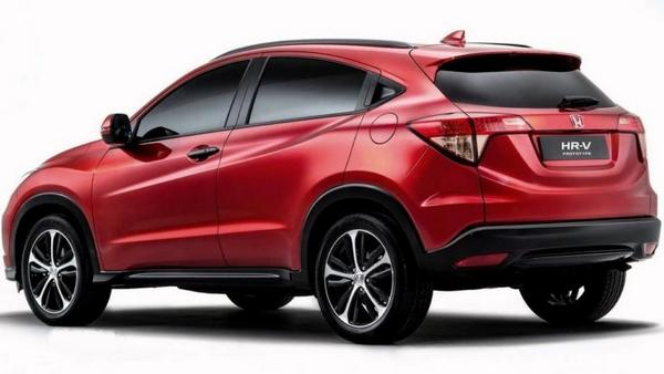 Nouveau modèle Honda HR-V 2020