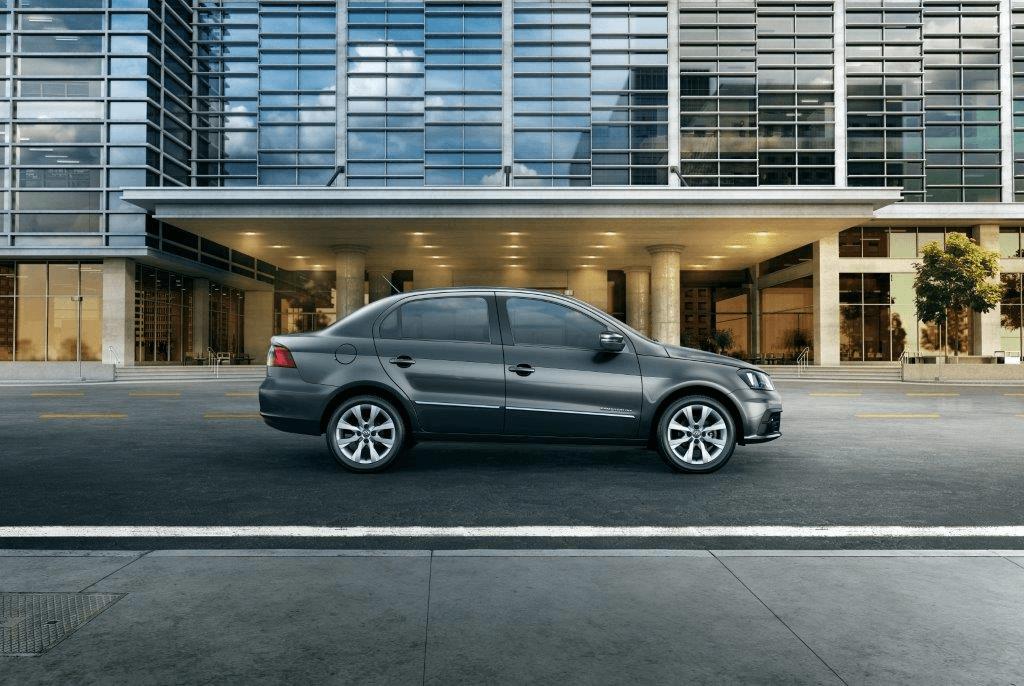 Nouveau modèle Volkswagen Voyage 2020