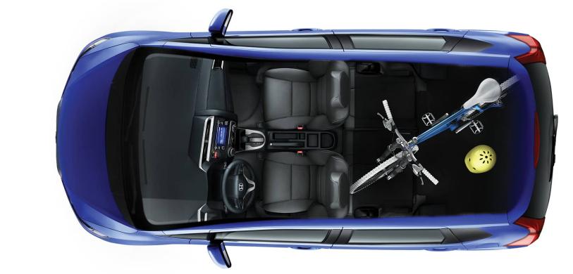 Nouvelle Honda FIT 2021