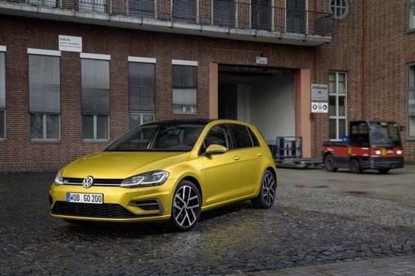 Nouvelle VW Golf 2021
