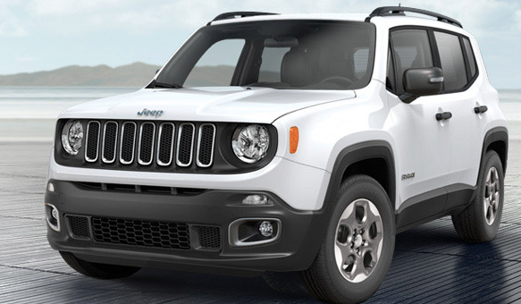 Nouvelle Jeep Renegade 2021