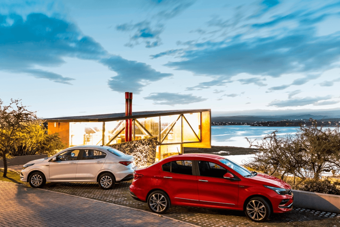 Fiat Cronos 2021