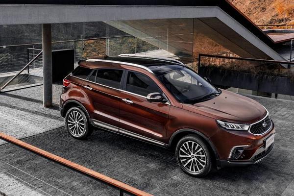 Nouveau modèle Ford Territory 2020