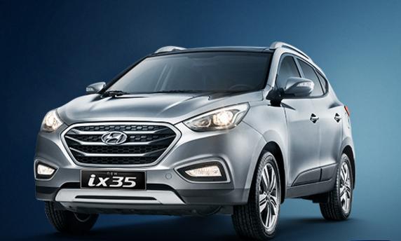 Nouvelle Hyundai IX35 2021