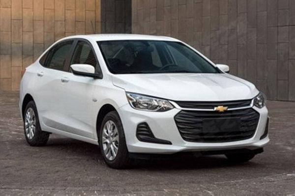 Nouveau modèle Chevrolet Prisma 2020