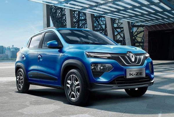 Nouveau modèle Renault Kwid 2020