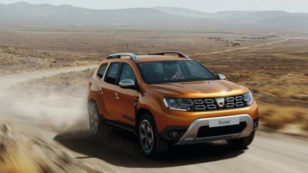 Nouveau modèle Renault Duster 2020