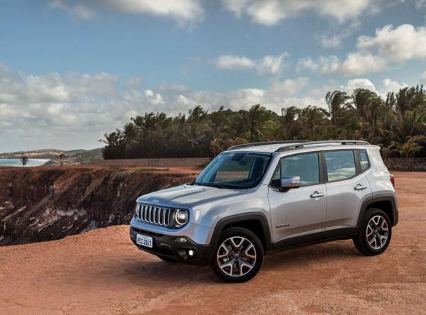 Nouveau modèle Jeep Renegade 2020