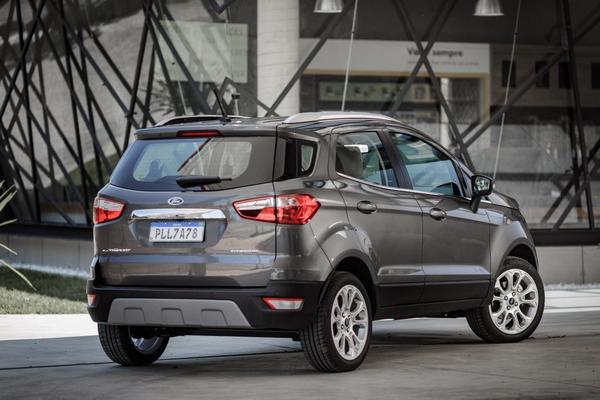 Nouveau modèle Ford Ecosport 2020