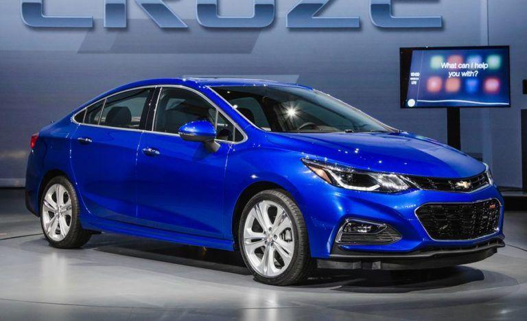 Chevrolet Cruze 2021