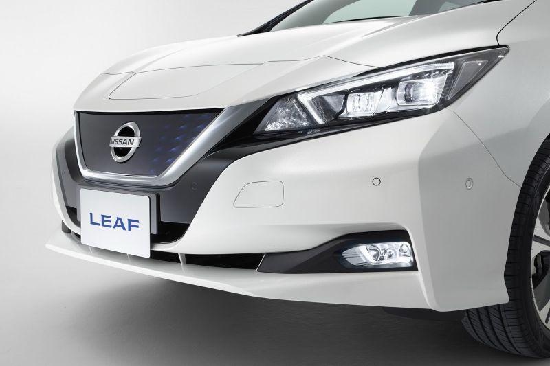 Nissan Leaf 2021