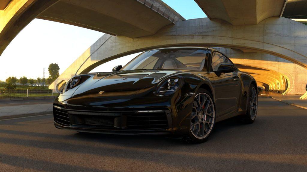 Nouveau modèle Porsche 911 2020