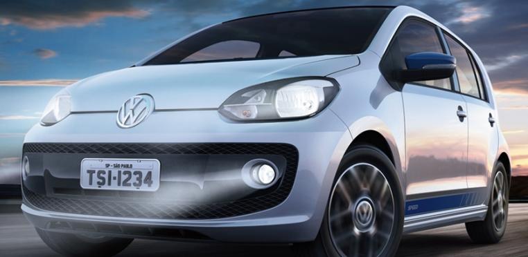 Nouveau VW UP! 2021