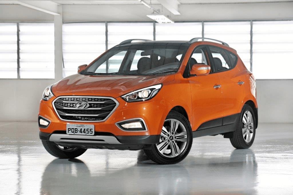 Hyundai IX35 2021