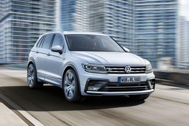 Nouveau VW Tiguan 2021: lancement, photos et prix