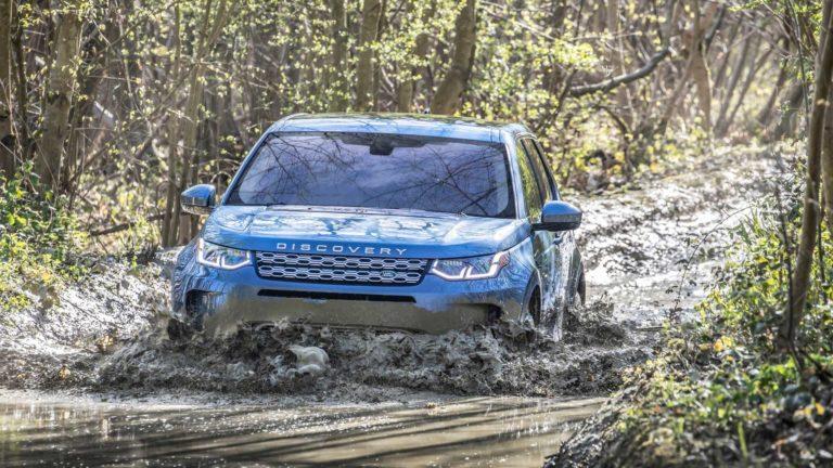 Nouveau modèle Land Rover Discovery 2020