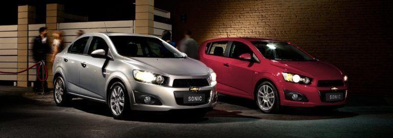 Chevrolet Sonic 2021