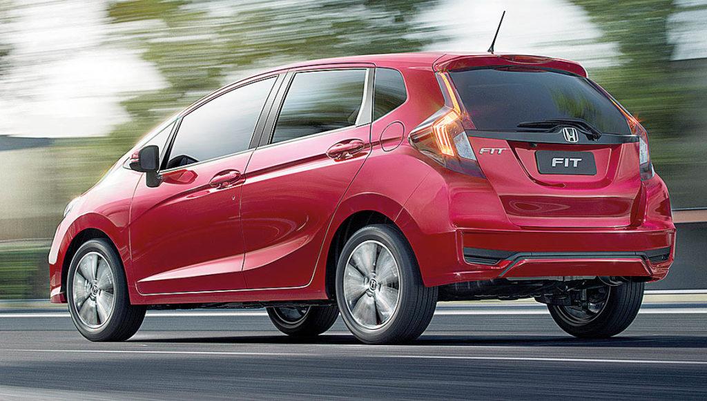 Nouveau modèle Honda FIT 2020