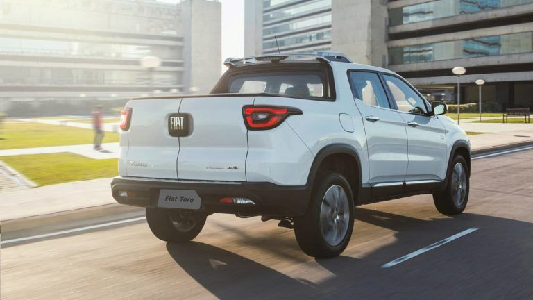 Nouveau modèle Fiat Toro 2020