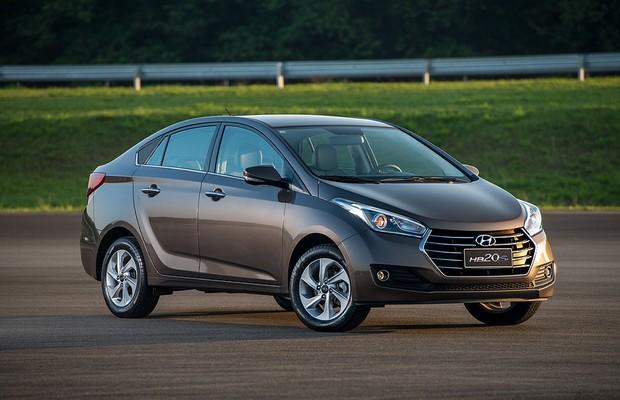 Nouveau modèle Hyundai HB20S 2020