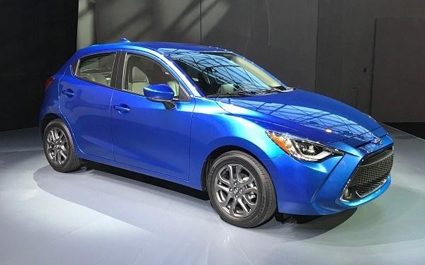 Nouveau modèle Toyota Yaris 2020