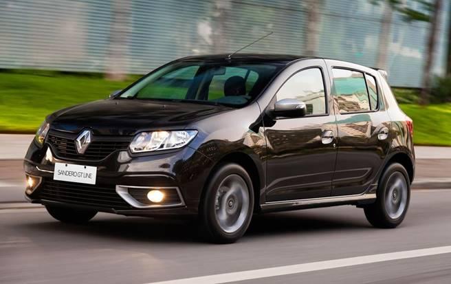 Nouveau modèle Renault Sandero 2020