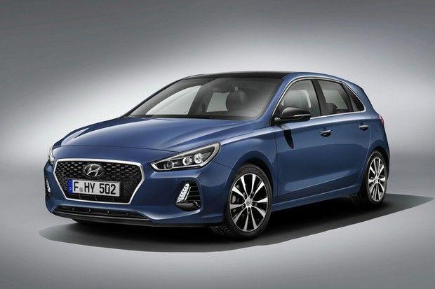 Nouvelle Hyundai i30 2021