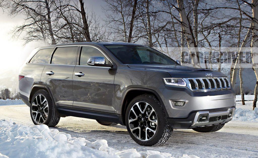 Nouveau modèle Jeep Compass 2020