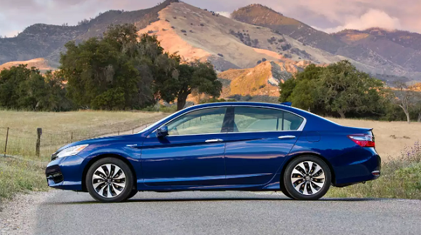 Nouvelle Honda Accord 2021