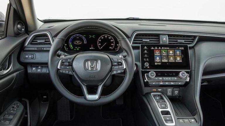 Nouveau modèle Honda Insight 2020