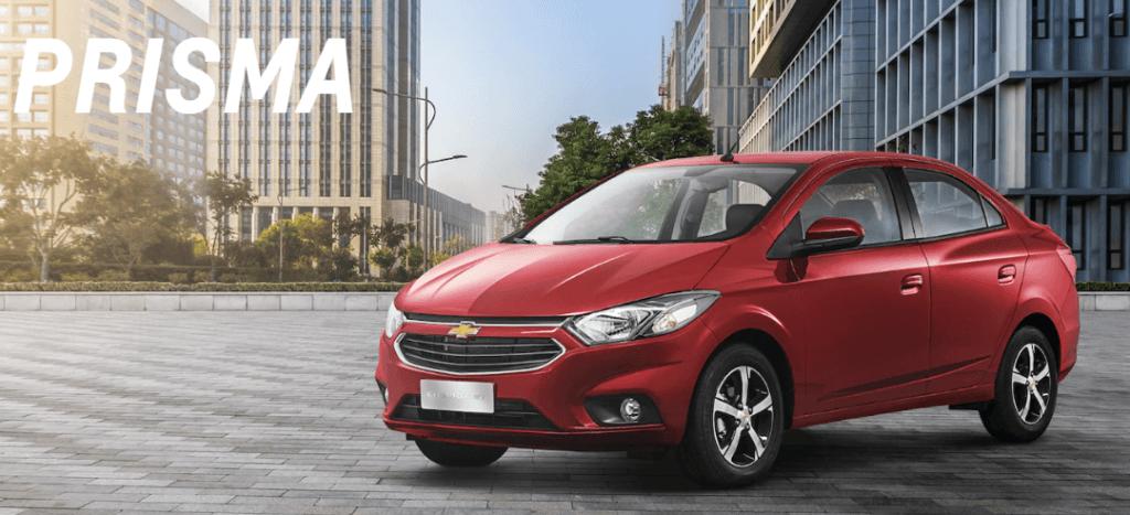 Chevrolet Prisma 2021