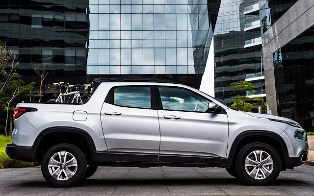 Nouvelle Fiat Toro 2021