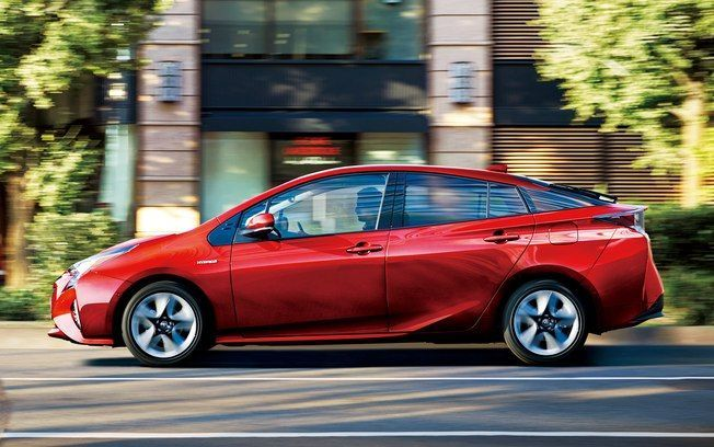 Nouvelle Toyota Prius 2021