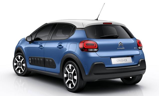 Nouvelle Citroën C3 2021