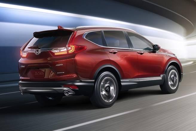 Nouveau Honda CR-V 2021