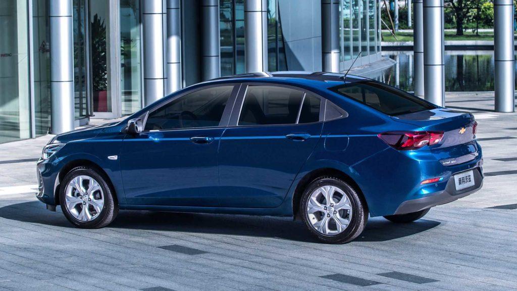 Nouveau modèle Chevrolet Onix Sedan 2020