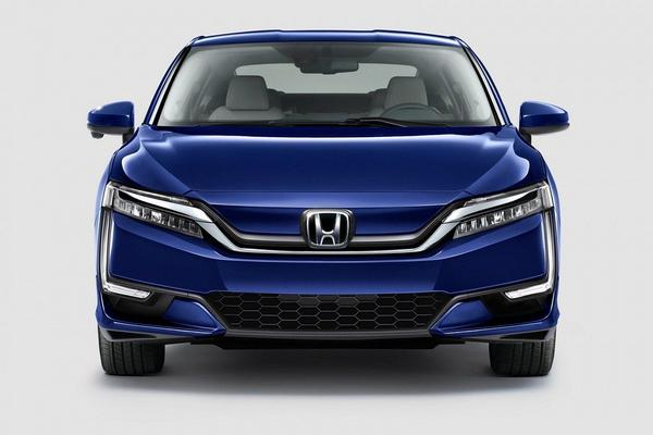 2021 Honda Clarity Electric