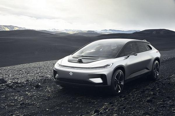 Faraday Future FF 91 2021