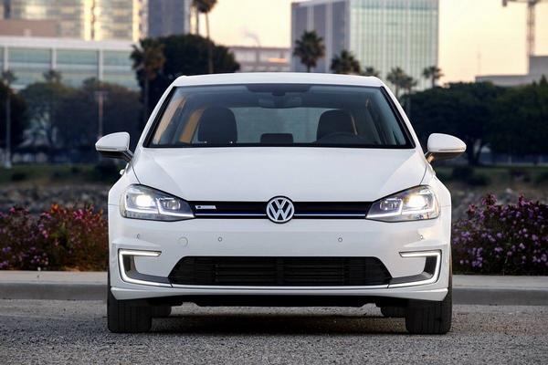VW e-Golf 2021