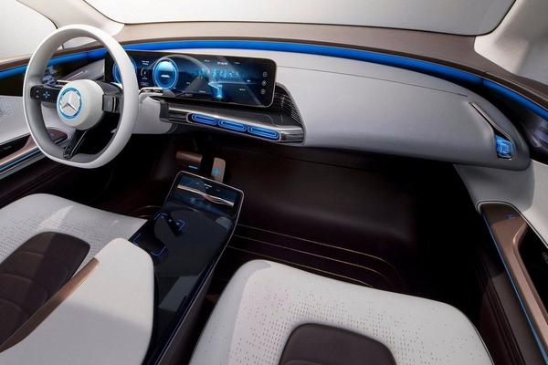 2021 Mercedes EQA